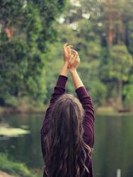 מדיטציה להכרת תודה יעילה