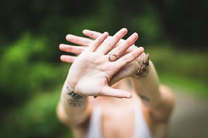 מדיטציה ללא מחשבות-התנגדות